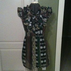 twentyone Dresses & Skirts - Reserved for @tcampbell1 Ruffles!