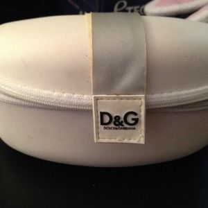 Dolce & Gabbana Accessories - BOGO! D&G sunglasses semi hard case