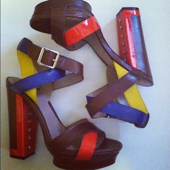 dsw Shoes | Platform Heels | Poshmark