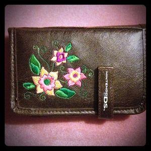 Rare Nintendo DS embroidered case