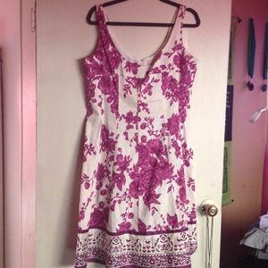 Nine West Dresses & Skirts - ⚡REDUCED⚡Floral dress
