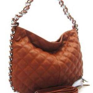 khey's pick Handbags - Tan Hobo Purse