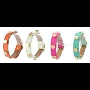 023784 Jewelry - Metal Studded Bracelet