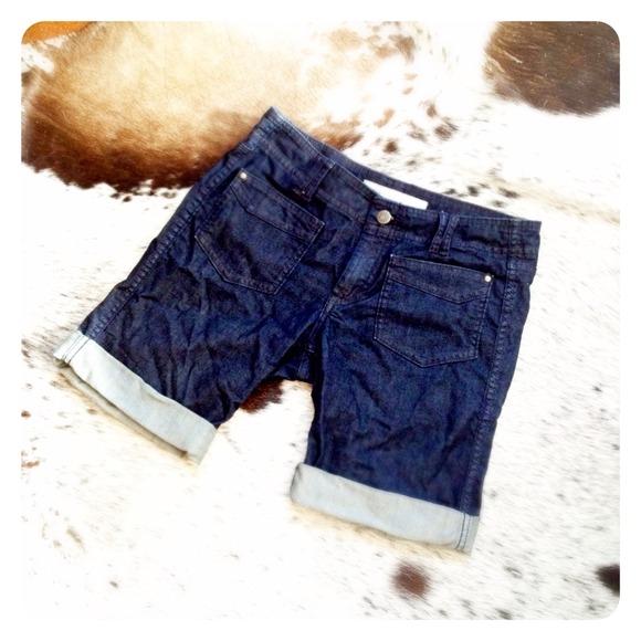 Old Navy Jeans - HALF OFF SALE | Dark Denim CITY Shorts