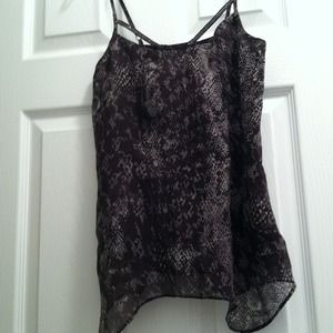 PRICE REDUCED - NWOT - Guess Spaghetti Strap Top