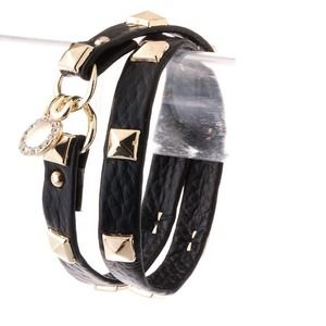 082561 Jewelry - SOLD OUT Wrap Leather Bracelet