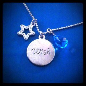 Jewelry - 💎 WISH necklace 💎 @star