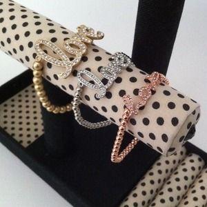 Jewelry - love sparks