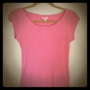 American Eagle Outfitters Tops - Pink soft tshirt