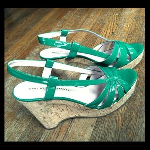 RESERVED // Marc by Marc Jacobs Wedge Sandals