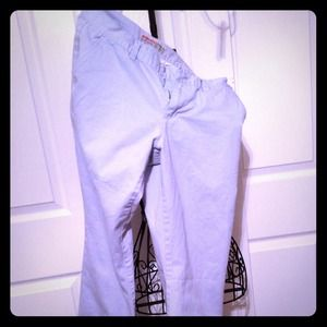⬇*REDUCED* Baby blue khakis