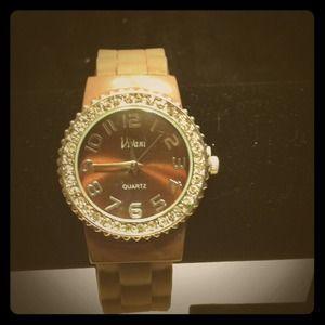 Jewelry - 🕐NEW brown cuff watch🕐