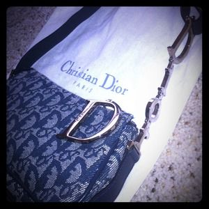 Dior Accessories - 💥SOLD Signature Christian Dior Bag💋