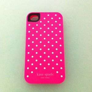 Accessories - Kate Spade iPhone 4 case
