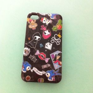 Accessories - SOLD! BRAND NEW! Tokidoki style iPhone 4 case