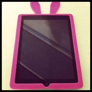 Accessories - Bunny ipad2 case