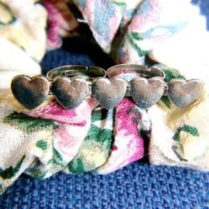 Trinkettes Jewelry - SOLD Heart to Heart Ring