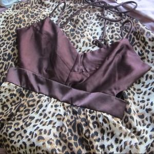 Forever 21 Dresses - Reduced Price! Leopard Print Dress