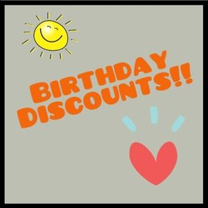 Handbags - Birthday Discounts!