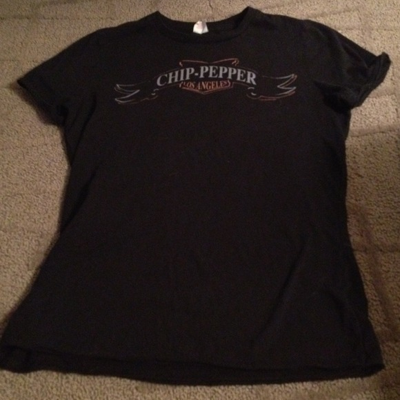 Chip and pepper chip and pepper la t shirt from tara 39 s for Chip and pepper t shirts