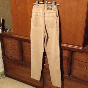 Express Pants - Tan Jeans, rough n tuff but soooo soft