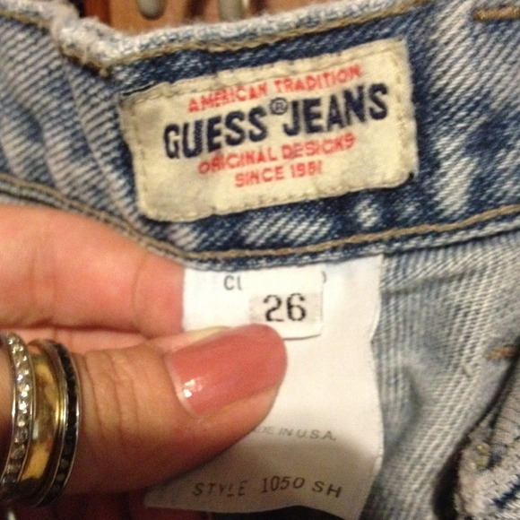 Guess Jeans - Blue jeans, slim