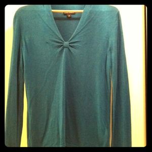 Banana Republic size M sweater dark turquoise