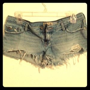 Hollister Pants - Short shorts
