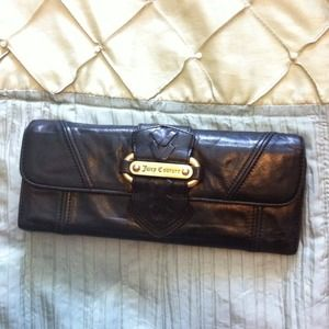 Juicy Couture Clutches & Wallets - REDUCEDJuicy Couture clutch wallet.