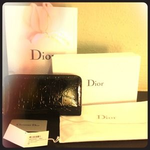 "Dior Clutches & Wallets - RESRVED Dior ""Ultimate Voyageur"" zip  around"