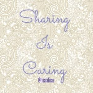 Other - Sharing is caring! And helps us grow!