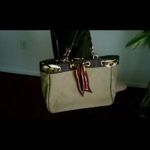@v060137 Authentic Gucci Handbag
