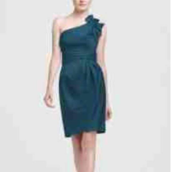 David's Bridal Dresses - NWT Peacock Green Bridesmaid Dress