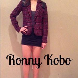 NEW: TORN by Ronny Kobo Blazer! 😘