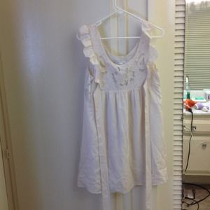 Dresses & Skirts - Ivory dress