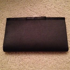 Clutches & Wallets - Black evening clutch