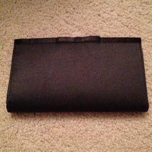 Clutches & Wallets - Black evening clutch