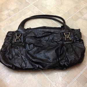 Chinese laundry faux leather bag!