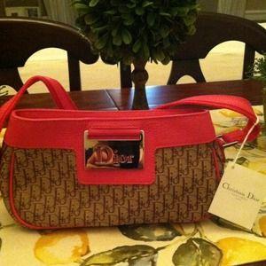 Dior Handbags - Dior handbag