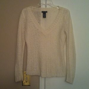 NY&Co Sweaters - Cute see through sweater