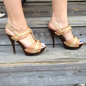 Jessica Simpson Shoes - Reserved!! Jessica Simpson heels 1