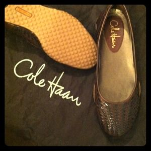 Cole Haan Shoes - 💢reduced!💢 Ladies Brown Nike Air Cole Haan Shoes