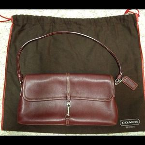 Coach Handbags - COACH - Leather Handbag