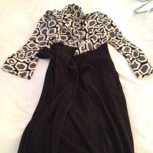 HOST PICK  DVF classic wrap dress!! BNWT!