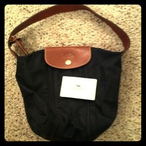Small longchamp bag