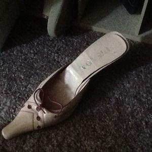 Prada Shoes - Prada mules