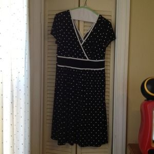 Dresses & Skirts - Polls Dot dress..