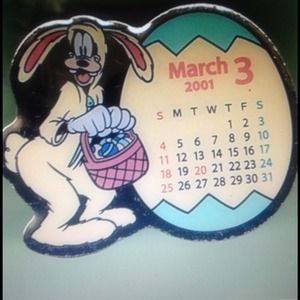 Accessories - Easter goofy pin