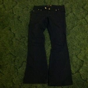 Kik Girl Pants - SOLD Black Pants
