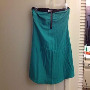 BNWT mint green roxy dress